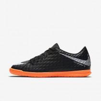 Chaussure Nike Hypervenomx Phade 3 Ic Pour Homme Football Noir/Noir/Cramoisi Total/Argent Métallique_NO. 852543-001