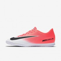 Chaussure Nike Mercurial Vortex Iii Ic Pour Homme Football Rose Coureur/Blanc/Noir_NO. 831970-601