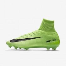 Chaussure Nike Mercurial Superfly V Fg Pour Homme Football Vert Électrique/Vert Ombre/Blanc/Noir_NO. 831940-305