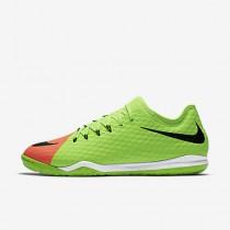 Chaussure Nike Hypervenomx Finale Ii Ic Pour Homme Football Vert Électrique/Hyper Orange/Mangue Brillant/Noir_NO. 852572-308