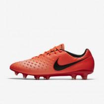Chaussure Nike Magista Opus Ii Pour Homme Football Cramoisi Total/Rouge Université/Mangue Brillant/Noir_NO. 843813-806