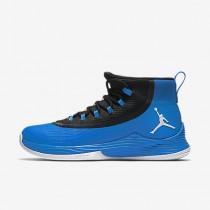 Chaussure Nike Jordan Ultra.Fly 2 Pour Homme Basketball Jaillir/Noir/Blanc_NO. 897998-402