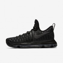 Chaussure Nike Zoom Kd 9 Pour Homme Basketball Noir/Anthracite_NO. 843392-001