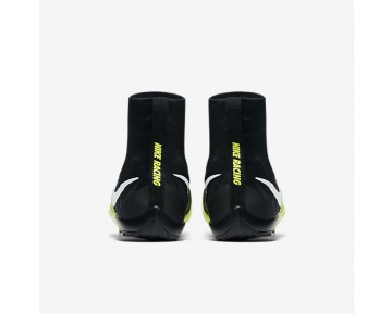 Chaussure Nike NIKE ZOOM VICTORY 4 XC Femme CHAUSSURE DE COURSE À POINTES MIXTE Noir/Volt/Anthracite/Blanc_NO. 878804-017