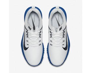 Chaussure NIKE LUNAR COMMAND 2 CHAUSSURE DE GOLF POUR HOMME Blanc/Bleu geai/Rouge solaire/Marine arsenal 849968-103