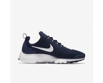 Chaussure Nike Presto Fly Pour Homme Lifestyle Bleu Nuit Marine/Bleu Nuit Marine/Blanc_NO. 908019-400
