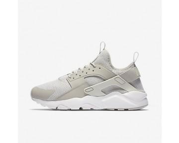 Chaussure Nike Air Huarache Ultra Breathe Pour Homme Lifestyle Gris Pâle/Blanc Sommet/Gris Pâle_NO. 833147-002