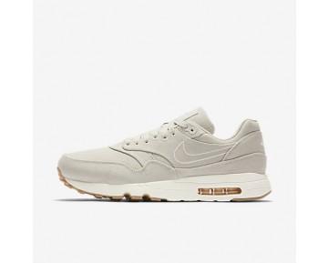 Chaussure Nike Air Max 1 Ultra 2.0 Textile Pour Homme Lifestyle Beige Clair/Voile/Voile/Beige Clair_NO. 898009-001