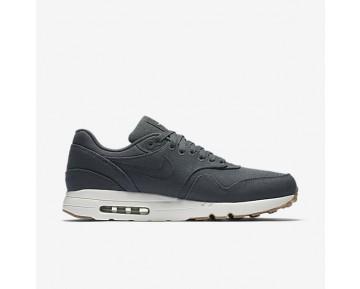 Chaussure Nike Air Max 1 Ultra 2.0 Textile Pour Homme Lifestyle Gris Foncé/Anthracite/Voile/Gris Foncé_NO. 898009-002