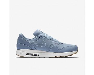 Chaussure Nike Air Max 1 Ultra 2.0 Textile Pour Homme Lifestyle Bleu-Gris/Bleu Arsenal Clair/Violet Court/Bleu-Gris_NO. 898009-401