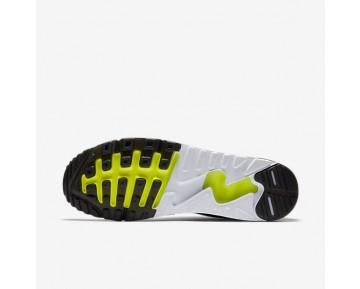 Chaussure Nike Air Max 90 Ultra 2.0 Flyknit Pour Homme Lifestyle Noir/Bleu Souverain/Volt/Cramoisi Brillant_NO. 875943-002