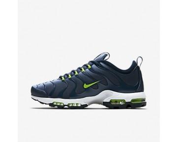 Chaussure Nike Air Max Plus Tn Ultra Pour Homme Lifestyle Bleu-Gris/Marine Arsenal/Blanc/Vert Électrique_NO. 898015-400