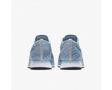 Chaussure Nike Flyknit Racer Pour Homme Lifestyle Bleu Mica/Blanc/Bleu Légion_NO. 526628-102