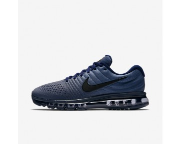 Chaussure Nike Air Max 2017 Pour Homme Lifestyle Bleu Binaire/Obsidienne/Noir_NO. 849559-405