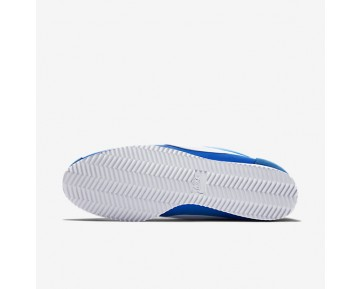 Chaussure Nike Classic Cortez Nylon Pour Homme Lifestyle Bleu Photo/Gris Pâle/Blanc_NO. 807472-400