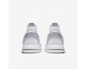 Chaussure Nike Zoom Kdx Pour Homme Basketball Blanc/Platine Pur/Chrome_NO. 897815-100
