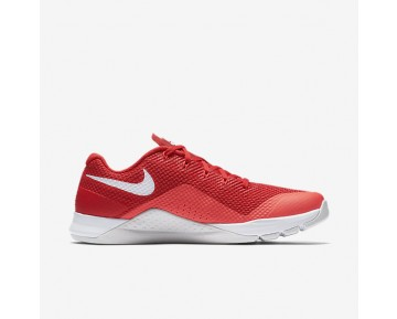 Chaussure Nike Metcon Repper Dsx Pour Homme Fitness Et Training Rouge Université/Cramoisi Brillant/Hyper Orange/Blanc_NO. 898048-600