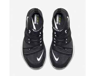 Chaussure Nike Free Train Virtue Pour Homme Fitness Et Training Noir/Gris Foncé/Platine Pur/Blanc_NO. 898052-001