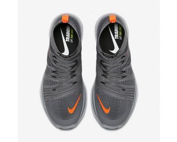 Chaussure Nike Free Train Virtue Pour Homme Fitness Et Training Gris Froid/Gris Loup/Gris Foncé/Cramoisi Ultime_NO. 898052-003