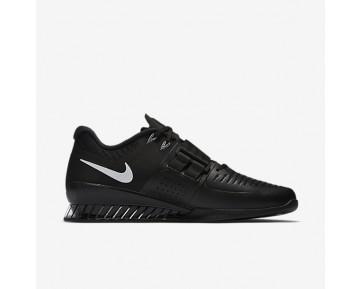 Chaussure Nike Romaleos 3 Pour Homme Fitness Et Training Noir/Blanc_NO. 852933-002