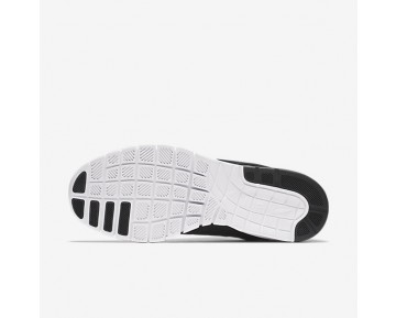 Chaussure Nike Sb Stefan Janoski Max Pour Homme Skateboard Noir/Blanc_NO. 631303-010