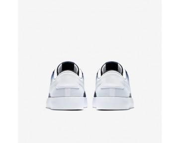 Chaussure Nike Sb Blazer Vapor Textile Pour Homme Skateboard Obsidienne/Blanc_NO. 902663-411