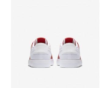 Chaussure Nike Sb Blazer Vapor Textile Pour Homme Skateboard Rouge Piste/Blanc/Blanc_NO. 902663-611