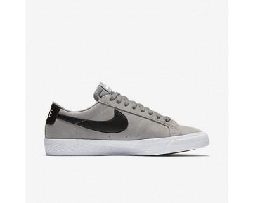 Chaussure Nike Sb Blazer Low  Pour Homme Skateboard Poussière/Blanc/Gomme Marron Clair/Noir_NO. 864347-009
