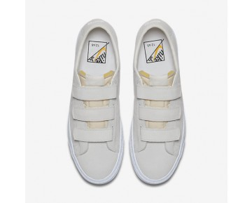 Chaussure Nike Sb Zoom Blazer Low Ac Pour Homme Skateboard Voile/Blanc/Voile_NO. 921739-111