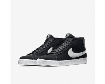 Chaussure Nike Sb Zoom Blazer Premium Se Pour Homme Skateboard Noir/Blanc/Grise Base_NO. 631042-003