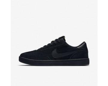 Chaussure Nike Sb Fc Classic Pour Homme Skateboard Noir/Noir/Orange Vif/Noir_NO. 909096-002