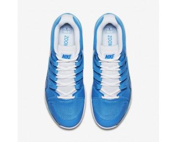 Chaussure Nike Court Zoom Vapor 9.5 Tour Pour Homme Tennis Bleu Photo Clair/Blanc_NO. 631458-404