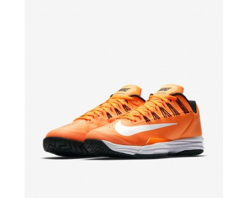 Chaussure Nike Court Lunar Ballistec 1.5 Pour Homme Tennis Aigre/Noir/Blanc/Blanc_NO. 705285-802