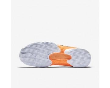 Chaussure Nike Court Air Zoom Ultra React Clay Pour Homme Tennis Aigre/Blanc/Crépuscule Brillant/Noir_NO. 881091-801