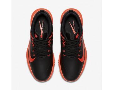 Chaussure Nike Lunar Command 2 Pour Homme Golf Noir/Orange Max_NO. 849968-001