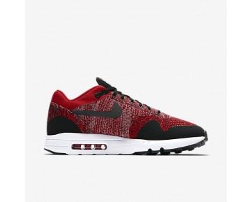 Chaussure Nike Air Max 1 Ultra 2.0 Flyknit Pour Homme Lifestyle Rouge Université/Rouge Université/Blanc/Noir_NO. 875942-600