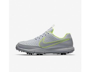 Chaussure Nike Explorer 2 S Pour Homme Golf Platine Pur/Volt/Gris Loup_NO. 922004-001