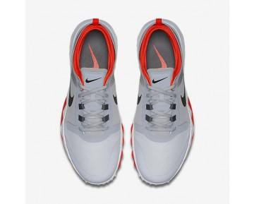 Chaussure Nike Fi Impact 2 Pour Homme Golf Gris Loup/Platine Pur/Gris Foncé/Noir_NO. 776111-001