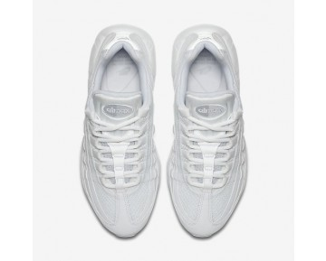 Chaussure Nike Air Max 95 Og Pour Femme Lifestyle Blanc/Platine Pur/Blanc_NO. 307960-104
