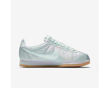 Chaussure Nike Classic Cortez Qs Pour Femme Lifestyle Fibre De Verre/Blanc/Jaune Gomme/Fibre De Verre_NO. 920440-300