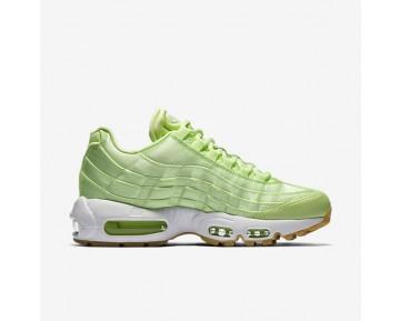 Chaussure Nike Air Max 95 Qs Pour Femme Lifestyle Vert Citron Liquide Clair/Blanc/Jaune Gomme/Vert Citron Liquide Clair_NO. 919491-300