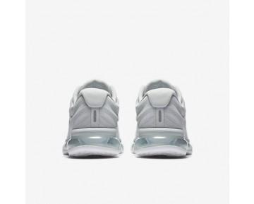 Chaussure Nike Air Max 2017 Pour Femme Lifestyle Platine Pur/Blanc/Blanc Cassé/Gris Loup_NO. 849560-009