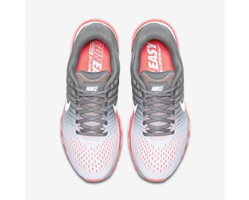 Chaussure Nike Air Max 2017 Pour Femme Lifestyle Platine Pur/Gris Froid/Lave Piquant/Blanc_NO. 849560-007
