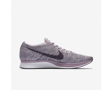 Chaussure Nike Flyknit Racer Pour Femme Lifestyle Violet Clair/Brume Prune/Blanc/Raisin Sec Foncé_NO. 526628-500