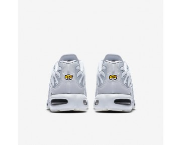 Chaussure Nike Air Max Plus Pour Femme Lifestyle Gris Loup/Platine Pur/Gris Loup_NO. 605112-049