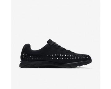 Chaussure Nike Mayfly Woven Pour Femme Lifestyle Noir/Gris Foncé/Noir_NO. 833802-004
