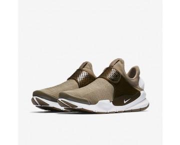 Chaussure Nike Sock Dart Pour Homme Lifestyle Kaki/Kaki Cargo/Blanc_NO. 819686-200