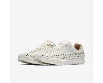 Chaussure Nike Mayfly Woven Pour Femme Lifestyle Voile/Orme/Voile/Gris Pâle_NO. 833802-100