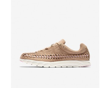 Chaussure Nike Mayfly Woven Pour Femme Lifestyle Brun Vachette/Orme/Voile/Rose Arctique_NO. 833802-200