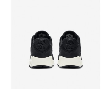 Chaussure Nike Air Max 90 Pinnacle Pour Femme Lifestyle Noir/Voile/Voile/Noir_NO. 839612-006
